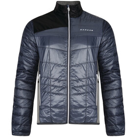 Dare 2b Systematic Wool Jacket Men Ebony Grey/Asteroid Grey/Black